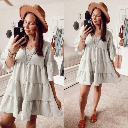 Amazon fashion boho dress TTS wearing medium  http://liketk.it/3gFDS #liketkit @liketoknow.it
