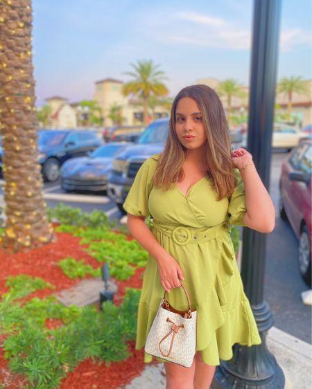 Green my new favorite color💚🍃 #liketkit #LTKstyletip #LTKbeauty #LTKunder50 @liketoknow.it http://liketk.it/3eKJy