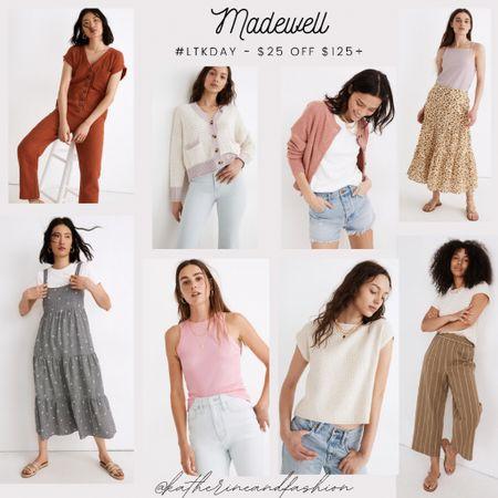 Madewell summer favorites on sale!     #LTKSeasonal #LTKDay #LTKsalealert