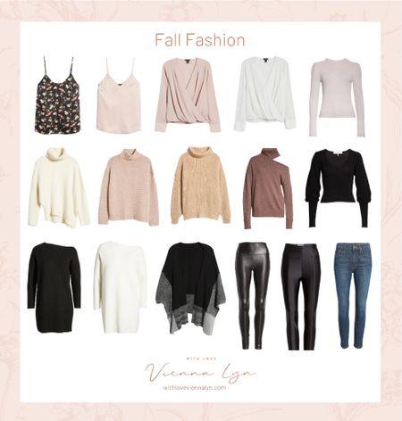 Nordstrom Anniversary Sale - Top Fall Fashion Picks   #LTKsalealert