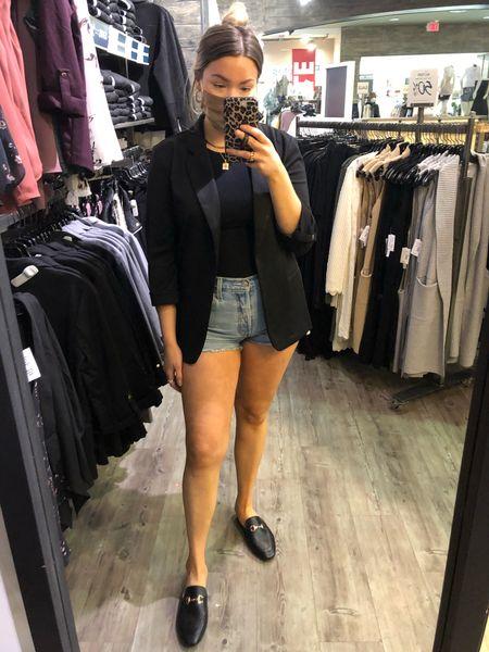 Shorts Mules  Fall    #LTKstyletip #LTKsalealert #LTKunder100