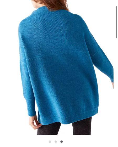 One of my favorite tunic sweaters on sale for $30 (normally $150!) http://liketk.it/3jsuu #liketkit @liketoknow.it