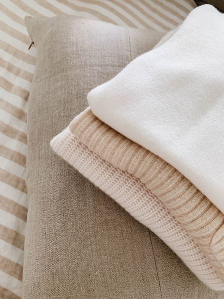 Beautiful fall cashmere sweaters from j.crew.