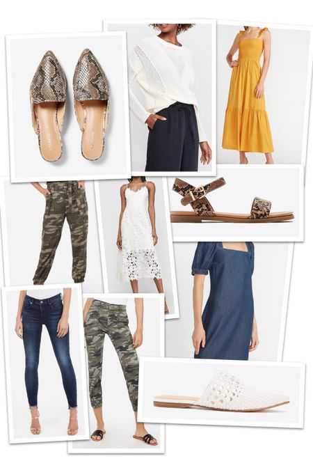 Huge Express sale!! Extra 60% off of clearance...and so many clearance items!! These are my top ten clearance favs!   http://liketk.it/2SYgH #liketkit @liketoknow.it #LTKsalealert
