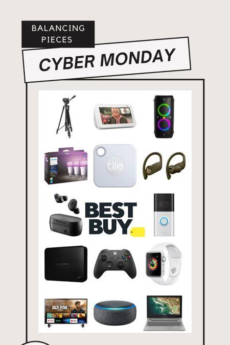 Best Buy Cyber Monday finds! http://liketk.it/32IqB #liketkit @liketoknow.it #LTKgiftspo #LTKunder100 #bestbuysale #bestbuycybermonday #cybermondaysale