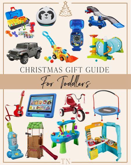 Gift guide for toddlers    #LTKkids #LTKHoliday #LTKGiftGuide