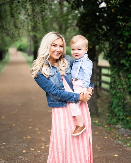 Spring/summer mommy and me look @liketoknow.it #liketkit #LTKbaby #LTKfamily #LTKunder50 http://liketk.it/3f27C Shop my daily looks by following me on the LIKEtoKNOW.it shopping app