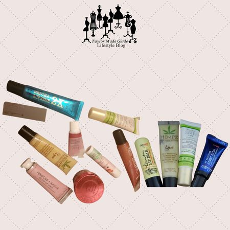 get soft supple lips with these fantastic lip balms for this cold climate that we are about to experience.  #LTKGiftGuide #LTKbeauty #LTKunder50
