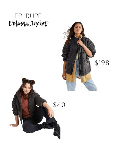 Target fashion, free people, free people dupe, target finds, fall jacket, dolman jacket.   #LTKSeasonal #LTKbacktoschool #LTKsalealert