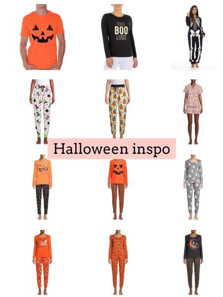 Halloween pajamas   #LTKunder50 #LTKhome #LTKSeasonal