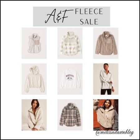 Abercrombie Sherpa sale   #LTKunder50 #LTKSeasonal #LTKsalealert