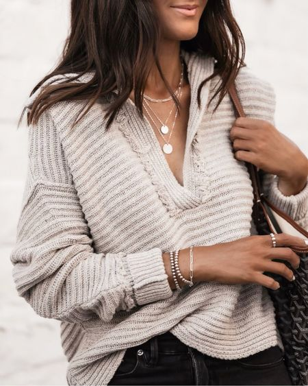 Stylin by Aylin Collection, Sterling silver, necklaces, bracelets, rings, use code STYLIN10 at checkout for 10% off, everyday accessories, jewelry, StylinByAylin   #LTKunder100 #LTKstyletip