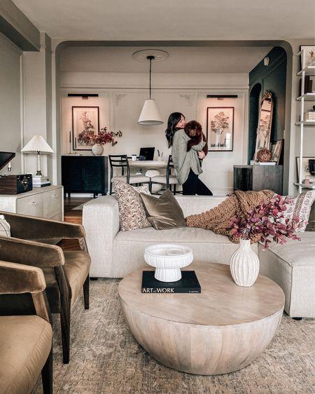 Living room and dining room decor   #LTKunder100 #LTKSeasonal #LTKhome