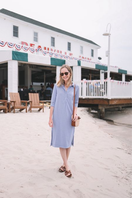 Wrinkle-free travel dress, great for going from beach to bar. 😜 Comes out of suitcase PERFECT. ♥️ Runs a little big. http://liketk.it/3jknB #liketkit @liketoknow.it