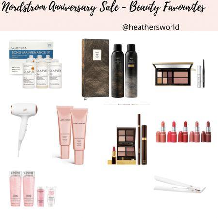Nordstrom Anniversary Sale - Beauty Favourites   #lkit #nordstrom #sale #beautysale #nordstromanniversary #beauty   #LTKsalealert #LTKunder50 #LTKunder100