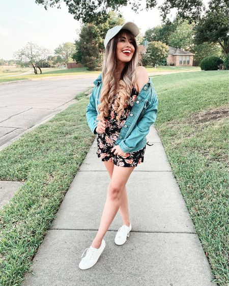 Have been loving all of the pretty little rompers and dresses for spring! 🌸 Texas is slowly starting to reopen today! Please stay safe 🙏🏼✨  http://liketk.it/2O2Dv #liketkit @liketoknow.it #LTKstyletip #LTKunder50 #LTKsalealert @liketoknow.it.home