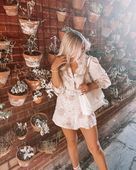 Holding on to the last few days of summer vacation with one summer outfit at a time! Shop your screenshot of this pic with the LIKEtoKNOW.it shopping app http://liketk.it/3l7WM @liketoknow.it #liketkit #LTKstyletip