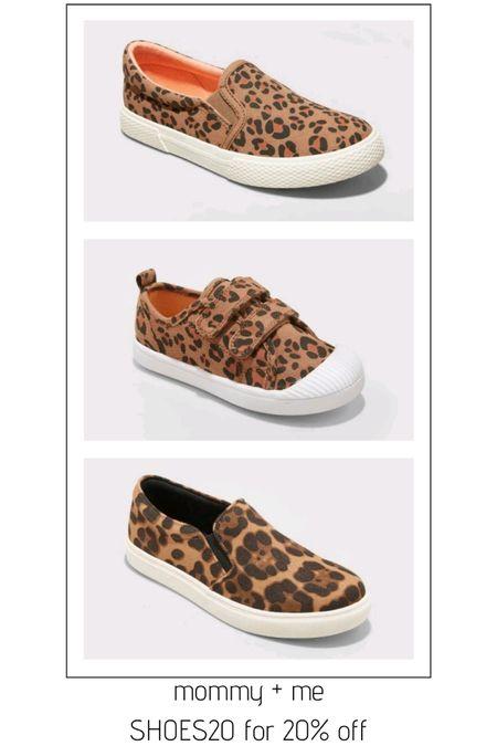 Use coupon code SHOES20 for 20% off these Mommy and Me leopard print shoes! Available in women's, girls, and toddler sizes. http://liketk.it/2E6pG #liketkit @liketoknow.it @liketoknow.it.family #LTKbaby #LTKbeauty #LTKbrasil #LTKfit #LTKfamily #LTKbump #LTKcurves #LTKhome #LTKitbag #LTKkids #LTKmens #LTKeurope #LTKsalealert #LTKshoecrush #LTKtravel #LTKswim #LTKwedding #LTKworkwear #LTKunder50 #LTKspring #LTKstyletip #LTKunder100 Mom and me, mommy & me, twinning, girl mom, leopard slides, fall shoes, back to school, fall outfits, leopard print, slip on sneakers, girls shoes.