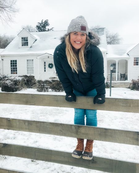 SNOW DAYS ARE SO FUN! Also very cold especially when you can't find your ski bibs! Stay safe and warm friends!❄️  http://liketk.it/38xgJ #liketkit @liketoknow.it