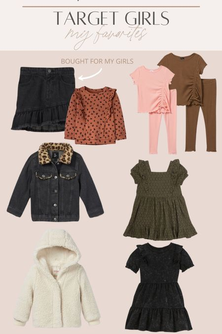 Target girls clothes Toddler clothes Family School clothes Family matching  Fall family photos   #LTKstyletip #LTKkids #LTKfamily