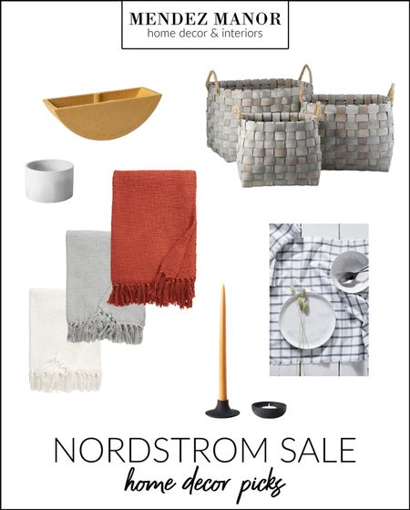 These are my favorite home decor picks from the Nordstrom Half Yearly sale! #LTKSaleAlert   #LTKhome
