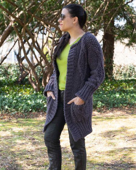 A bright sweater for a chilly Spring day #nowontheblog   http://liketk.it/3d6WT #liketkit @liketoknow.it #LTKshoecrush #LTKstyletip #LTKunder50
