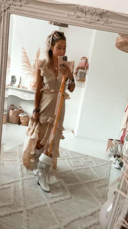 Party dress goals ✨ wearing size M.  #LTKunder100 #LTKwedding #LTKeurope