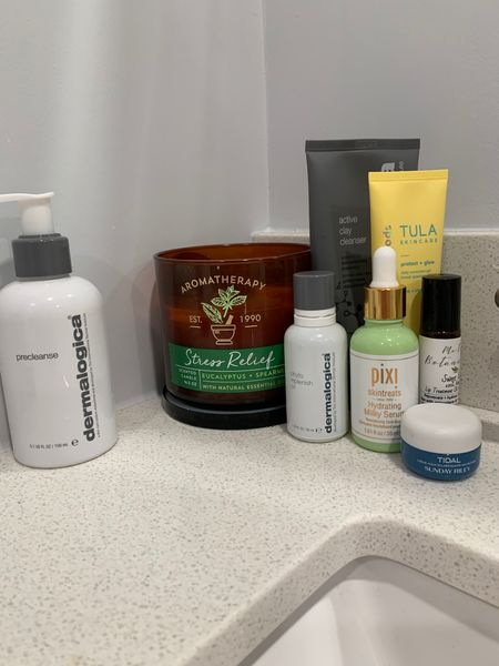 Skincare routine as of September! http://liketk.it/2XLUp #liketkit @liketoknow.it #LTKunder100 #LTKunder50 #LTKbeauty @liketoknow.it.home Follow me on the LIKEtoKNOW.it shopping app to get the product details for this look and others