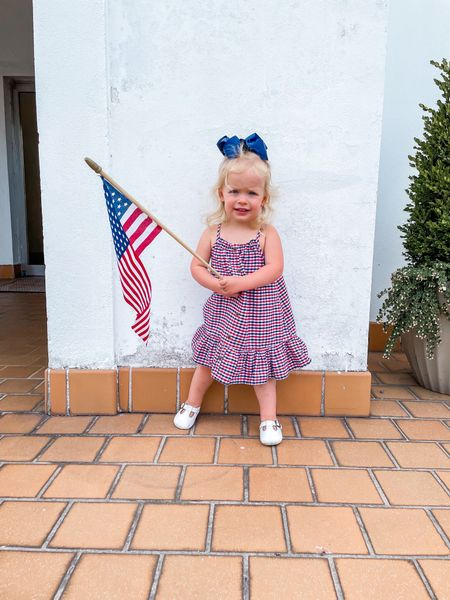 There are days I get frustrated at the world we live in and sometimes fear the future of the next generation. But I will forever be grateful for the courageous heroes who have fought so hard for our freedoms. Let's remember the true reason we get to enjoy a long weekend & honor the brave today. 💙🇺🇸   #LTKbaby