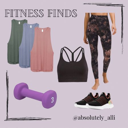 http://liketk.it/3gQTt Fitness Finds. Working on my fitness, athletic gear, athleisure   Shop my daily looks by following me on the LIKEtoKNOW.it shopping app #liketkit @liketoknow.it #LTKfit #LTKshoecrush #LTKunder100