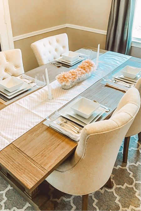 Dinning table every day place settings http://liketk.it/3hUQZ @liketoknow.it #liketkit #LTKstyletip #LTKhome #LTKunder50