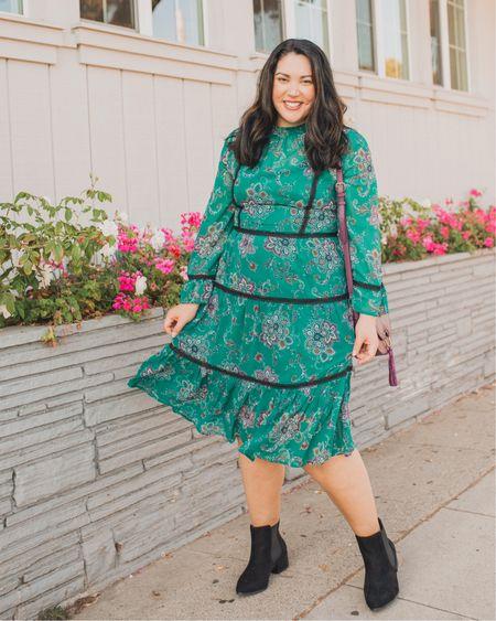 Cuteness alert 👗 loving all the new Fall @ModCloth dresses! Shop this dress via @liketoknow.it  and enter ModNazira15 to enjoy 15% off - http://liketk.it/2ZaW9 . #ModClothSquad   ~ #MyModCloth #liketkit #LTKstyletip #LTKfall #LTKcurves #curvygirlstyle #curvyblogger #fallfashion2020