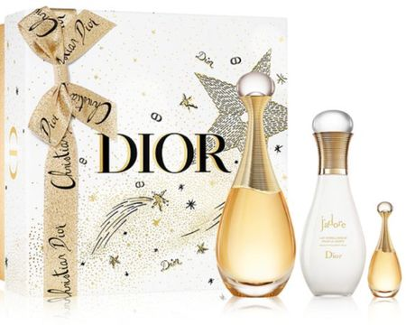 Jadore by Dior you can never go wrong. It's a classic scent that many love. Order online at Ulta and then go in and use curbside pick up. A great last minute gift. Also if not Jadore, try Miss Dior. #jadorefragrances #diorfragrances #missdiorfragrances #diorfragrances #ultagiftset You can instantly shop my looks by following me on the LIKEtoKNOW.it shopping app http://liketk.it/34k6n #liketkit @liketoknow.it #LTKgiftspo