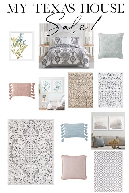 Sale on many pieces of my collection at Walmart! Pillow covers as low as $9!!  #LTKsalealert #LTKunder50 #LTKGiftGuide