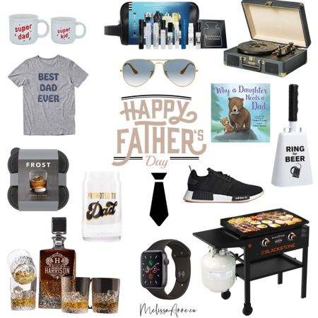 Fathers Day Gift Guide is now live! Grill, Whiskey glasses, Apple Watch, Coffee mugs, record player and more! Affordable Father's Day gifts! http://liketk.it/3gOZT #liketkit @liketoknow.it
