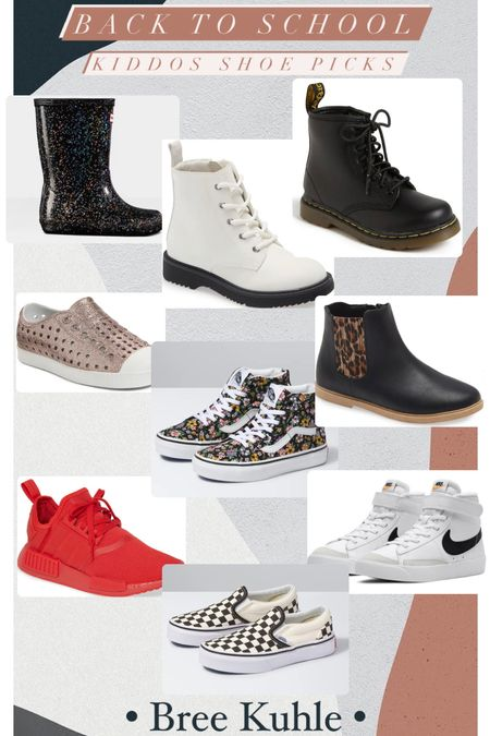 Back to school shoe picks for kids   #LTKfamily #LTKbacktoschool #LTKshoecrush