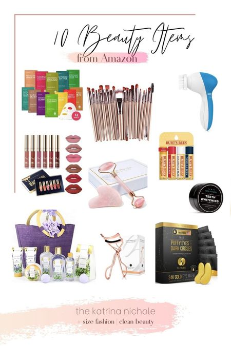 Check out these inexpensive beauty items from Amazon!  #LTKunder50 #LTKbeauty