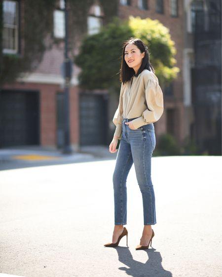 40% off + 10% off! These jeans are 🙌🏼   #LTKsalealert #LTKworkwear #LTKunder50