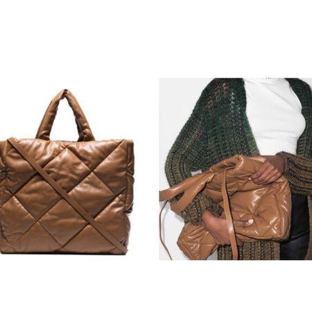 Fave bag!! Stand studio quilted bag 💼   #LTKitbag