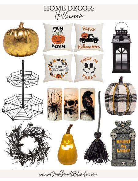 Halloween home decor 🖤🍂🎃  #LTKSeasonal #LTKhome #LTKunder50