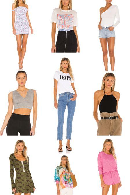 My favorite finds from the Revolve Spring Sale! 🤩 free people, Levi's, lounge wear, denim, sundress. http://liketk.it/3d8fn #liketkit #LTKsalealert #LTKunder50 #LTKstyletip @liketoknow.it