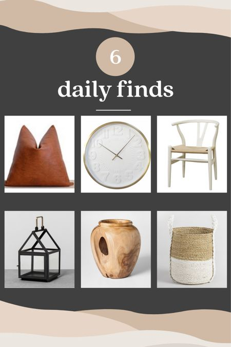 More neutral accessories for your home - great options for affordable prices.   #LTKhome #LTKunder50 #LTKunder100