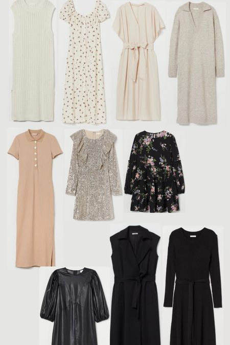 H&M Labor Day Sale 20% off everything! All under $50. Women's dresses.  #LTKunder50 #LTKsalealert #LTKSeasonal