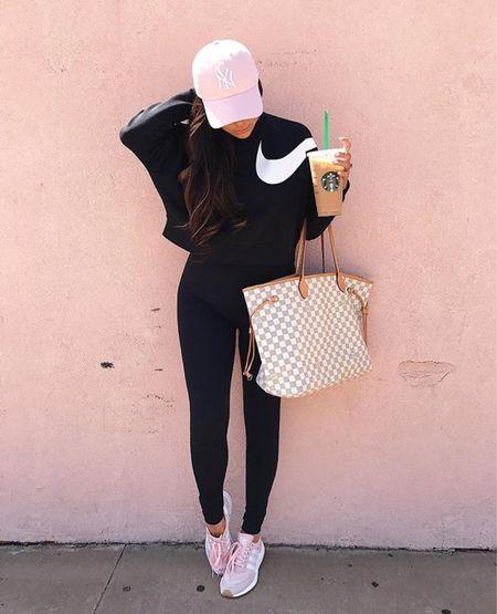 http://liketk.it/3q314  Nike, Nike Sweatshirt, Fall Athletic Wear, Best Sweatshirts, Best Athletic Leggings, Athleisure Fall 2021, Emily Ann Gemma, Nike Must Haves, Nike Sportswear, Nike Sneakers, Tennis Shoes, Fall Shoes  #LTKstyletip #LTKunder100 #LTKfit