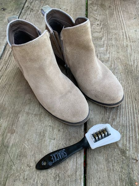This suede cleaner is 💯   Shoes : Amazon Finds  #LTKshoecrush #LTKstyletip