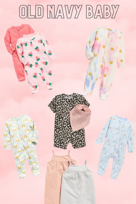 Old Navy baby girl clothes!!
