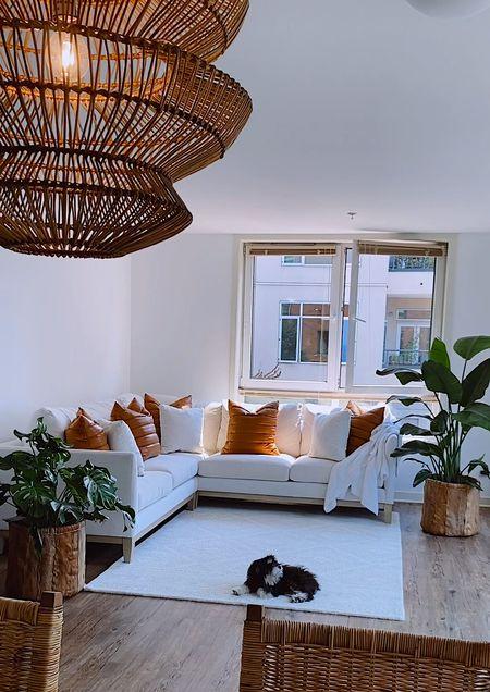 Progress of our livingroom so far. Everything is linked.    #LTKstyletip #LTKhome #LTKfamily