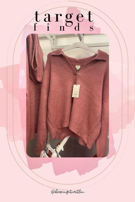 Lounge collar sweatshirt. Perfect travel look too!   #LTKstyletip #LTKunder50