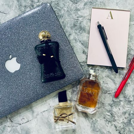 Many of you are finally going back into the office after working from home for the last year. I'm sure some of you are excited about that and others are dreading it. Either way, I'm sharing some fragrances perfect for work in many different fields over on my YouTube channel today. Some of my choices may surprise you, so make sure you go check that video out ASAP!   What's your go-to work fragrance?  #officefriendlyfragrance #officefriendlyperfume #everydayfragrance #kayalidejavu #ysllibre #parfumsdemarlyathalia #kayali #blackgirlssmellgood #bgwgs #perfumecollectionforwomen #fragheads #LTKworkwear #LTKbeauty    You can instantly shop my looks by following me on the LIKEtoKNOW.it shopping app   http://liketk.it/3fQ3J #liketkit @liketoknow.it