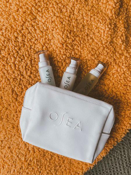 This OSEA kit has three travel sized body care products. Cruelty-free and vegan!   #LTKbeauty #LTKSeasonal #LTKunder100